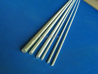 bright zinc plated threaded rod