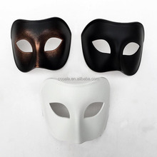 Plastic Resin Cosplay Joker Halloween Mask