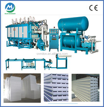 CE ISO9001 fully automatic eps sandwich panel production line