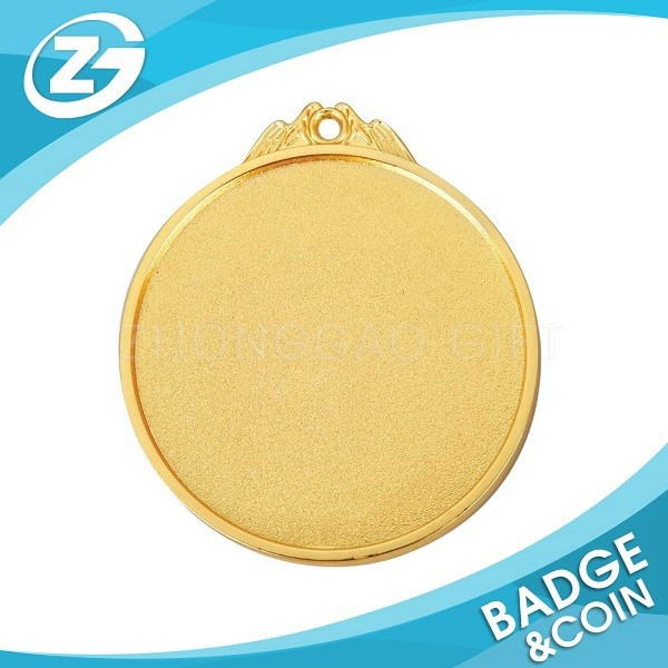 Cheap Metal Blank Sports Medal for Souvenir Gifts