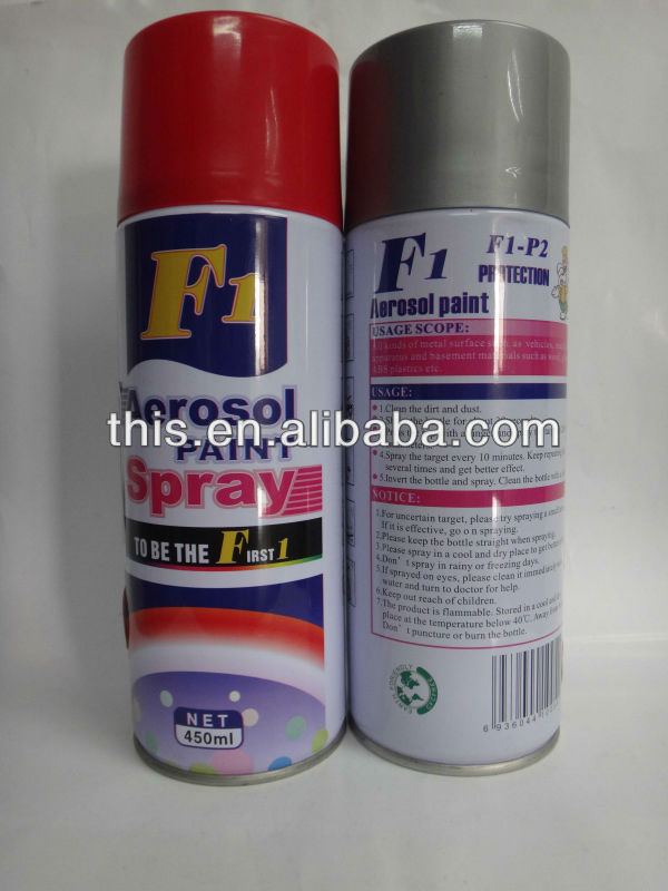 ISO Fast Dry Car Paint Protection Spray