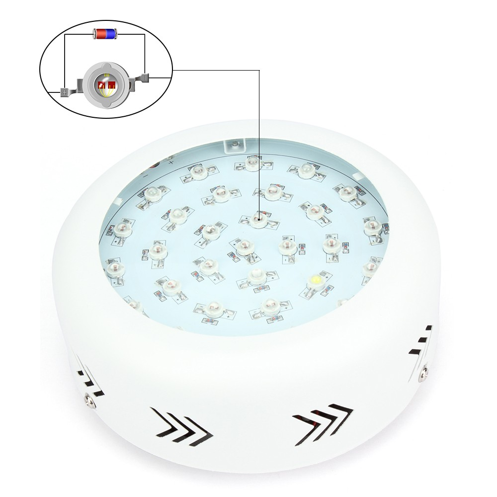 UFO 300W Flower Plant led grow lights with factory price