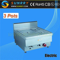 Hot selling catering equipment table top electric food bread warmer cabinet keep warm for soup