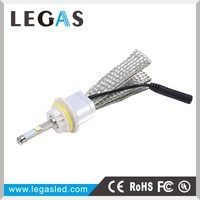 professional design car accessories h1 9007 led headlight