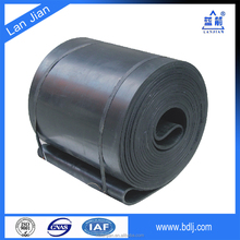 Strong tensile force PVC rubber belt tracks for conveyor