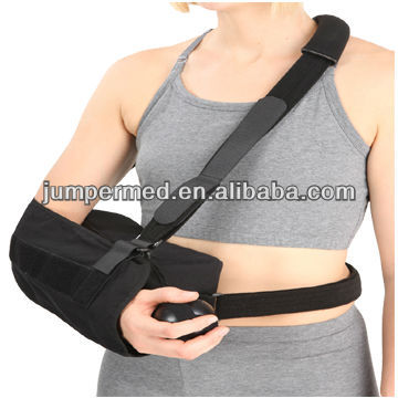 Samderson Health care black grip ball orthopedic broken arm sling
