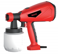 High quality portable cordless paint electric HVLP hand held spray gun
