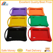 rubber case for android tablets Q88,silicone rubber tablet case