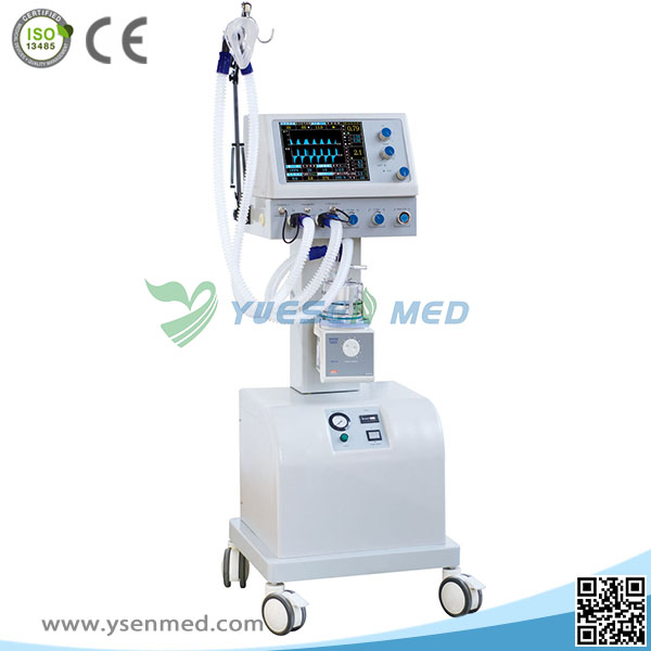 YSAV70B best selling mobile emergency medical ventilator in china