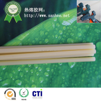 transparent hot melt glue sticks/eva glue sticks/silicone bar