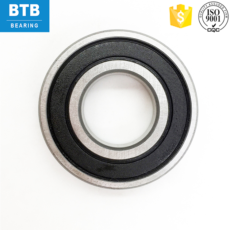High Performance Low Noise Iron Ball Bearings