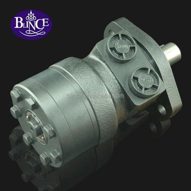 Small hydraulic wheel motor gerotor motor eaton JS series Blince BMRS-250 hydrualic oil motor