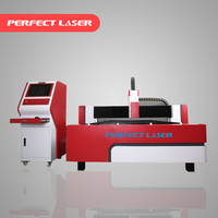 low price high quality 500 700 watt fiber laser cutting machine price 3015 model