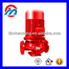 ISG type vertial centrifugal pipeline fire water pumps