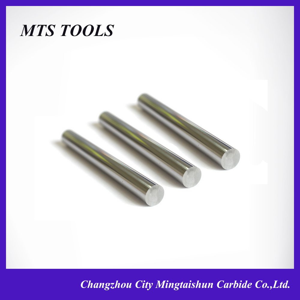 Tungsten carbide rod blanks