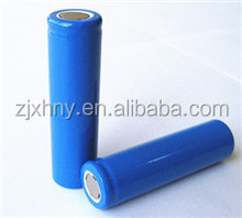 Headway rechargeable li ion 18650 3.7v 2600mah battery for e-bike