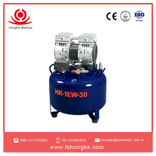Silent oil free dental mini air compressor for sale