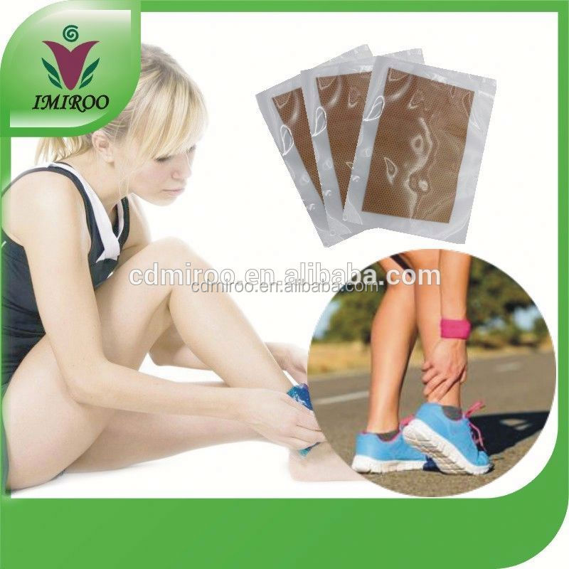 OEM/ODM service Chinese factory health herbal pain relieving patch/plaster