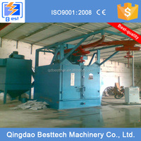 Best selling products Motorcycle shot blasting machine, shot blasting machine