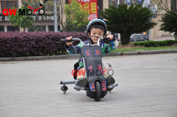 QWMOTO electric kids pocket bike mini motorcycles drifting motorcycle for sale