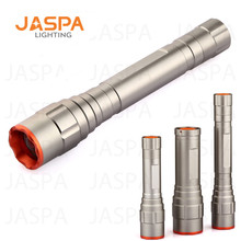 Multi-Functional Strong Lumens 3W Aluminum LED Torch Flashlight light Caping flashlight