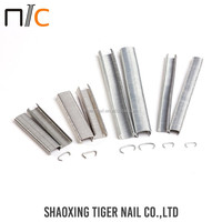 Exporting standard Silver color 7110 industrial sofa nails