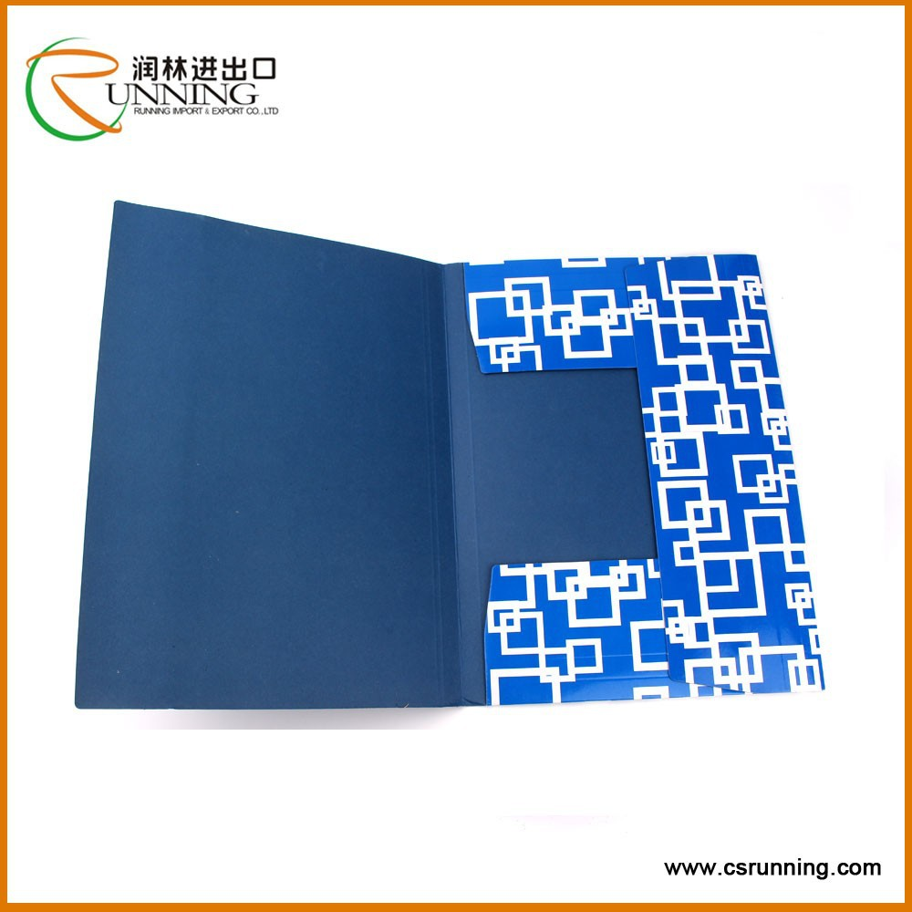 office and school supply high quality colorful printed paper cardboard file folder Filing Products