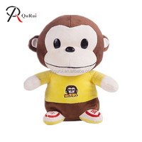 Best made toy stuffed animals soft toy Baby monkey
