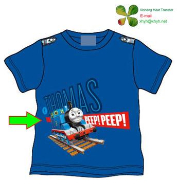 Custom full color t shirt heat transfer heat transfer on t for Customized heat transfers for t shirts