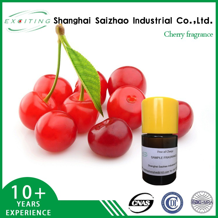 Small Manufacturing Plant Cherry Flavors & Fragrances