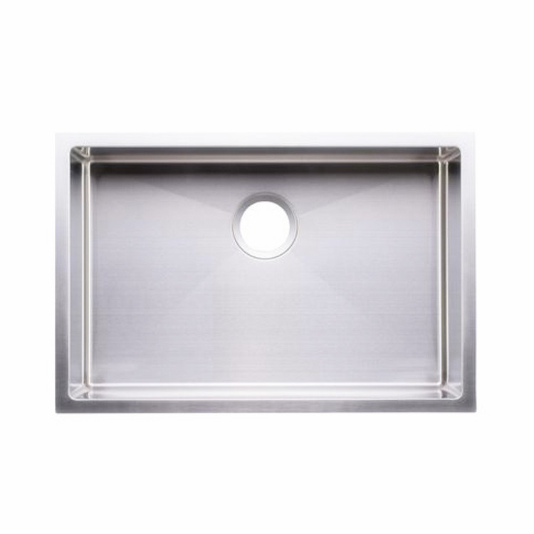 18 Guage stainless steel sink manufacture