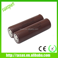2016 New LG HG2 1865 3000mAh 20A 3.7V rechargeable lithium / li ion battery For power tools,LG 18650 HG2 3000mAh 20 amp battery