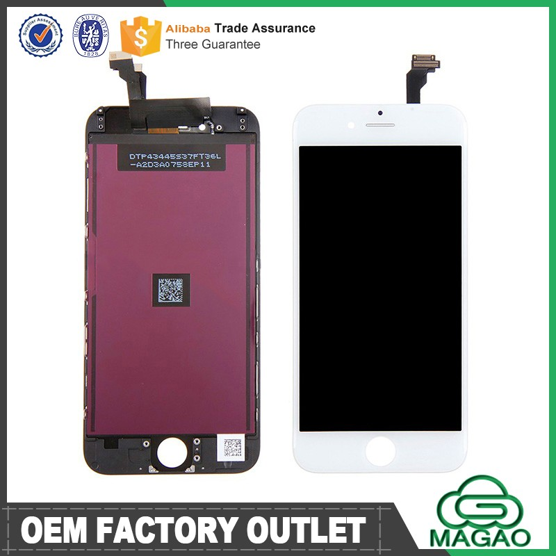 High Quality LCD For Apple Iphone 6 16GB, For Iphone 6 Parts LCD, LCD Digitizer For Iphone 6G