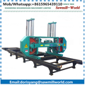 bandsaw for wide logs