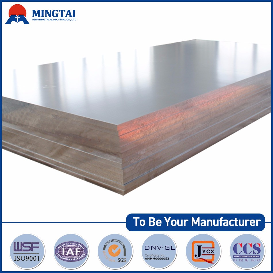 Aluminum plate 5754 for High-grade aluminum alloy doors and Windows