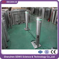 Cylindrical Pedestrian Swing Gate