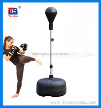 NEW TLS Freestanding Hyperflex Punching Bag Free Standing Boxing Adjustable
