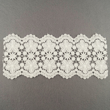 Direct Supply Lace Ribbon Trimming White Lace Trim