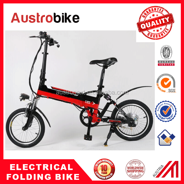 China carbon steel frame 250W 36V electric motorbike for sale
