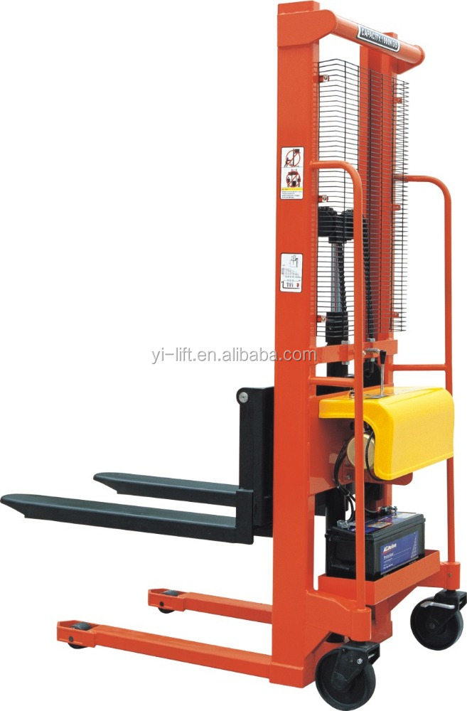 Semi-Electric Stacker EMS series