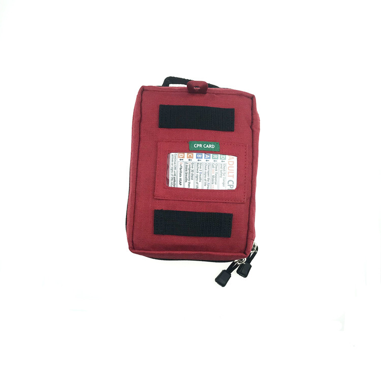 Emergency care portable durable quality waterproof car first aid kit bag