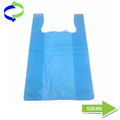 Plastic Shopping Carry Clear T-shirt Grocery Bags