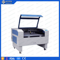 Huahai laser co2 laser cutting machine for wedding invitation