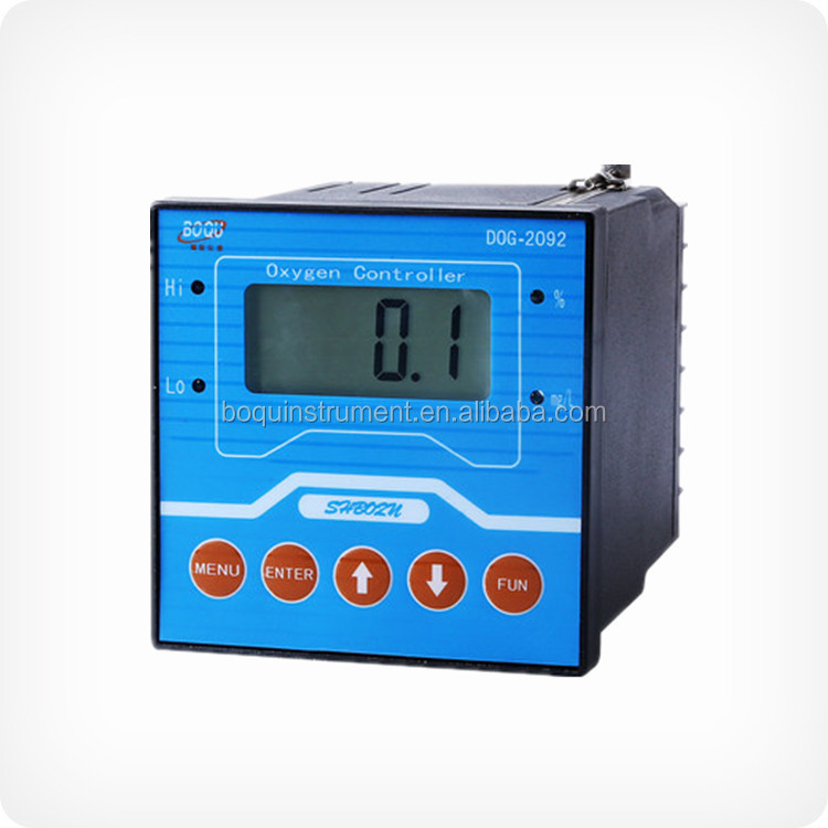 DOG-2092 DOG-2092 Inline dissolved oxygen analyzer/water oxygen controller for waste water