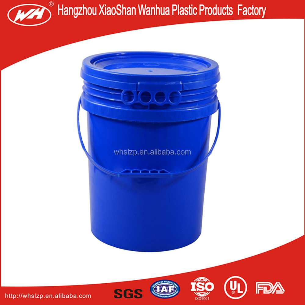 20 Litre Lubricating Oil Drum,waterproof paint barrels,chemical drums with lid and handle