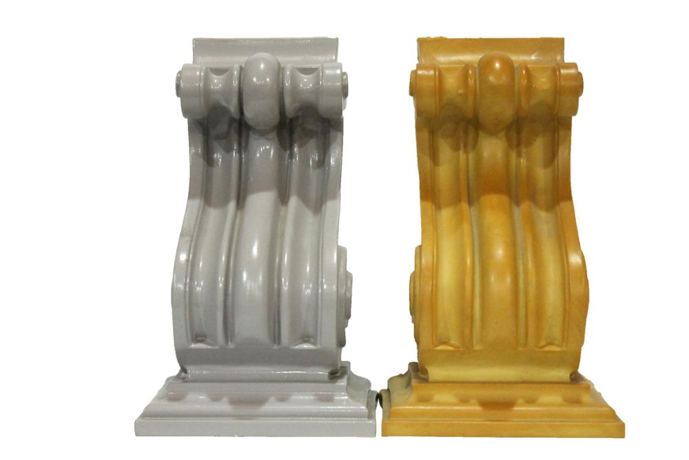 wholesale polyurethane pu corbels decorative mold