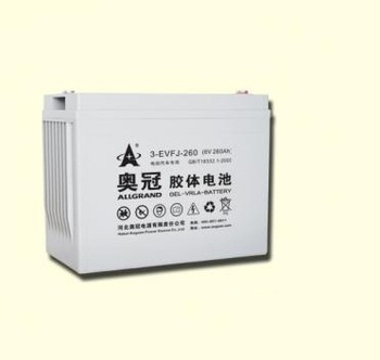 6V260AH battery for EV