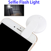 9 LEDs Adjustable Clip-on Mini Selfie Ring Flash Night Light