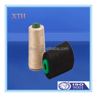 100% cone polyester sewing thread 303