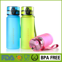 650ml BPA Free Sport Bike Water Bottle Supplier Custom Plastic Cups